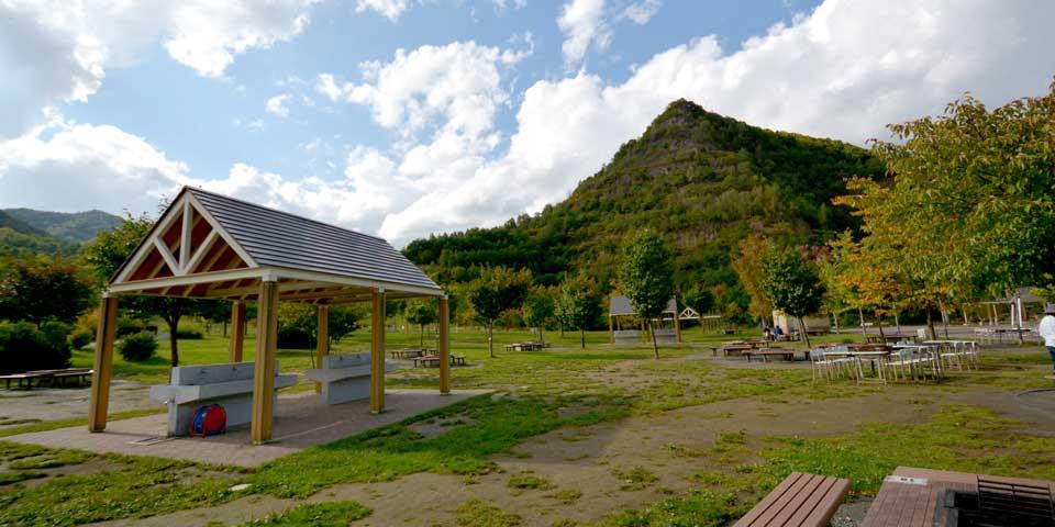 五天山公園の写真:炊事場